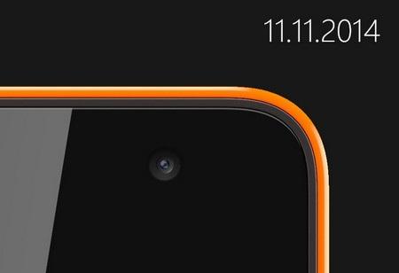 """Hình ảnh chiếc smartphone mới được Nokia """"úp mở"""""""