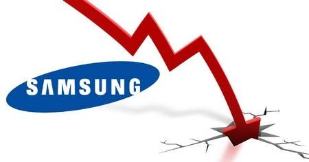 Đây là quý thứ tư liên tiếp doanh thu của Samsung bị sụt giảm