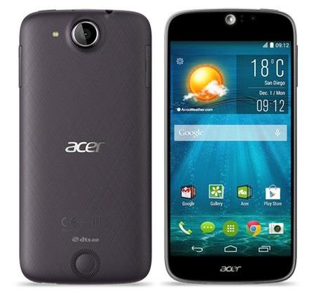 Đây là chiếc smartphone sử dụng chip cấu trúc 64-bit đầu tiên của Acer