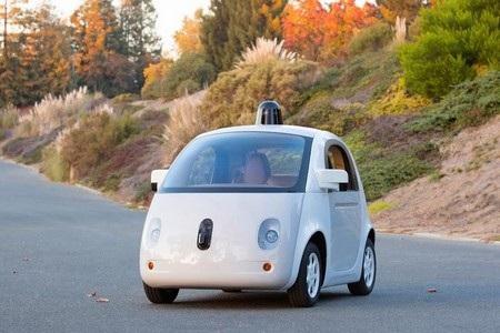 Xe tự lái của Google với thiết kế ngộ nghĩnh và độc đáo