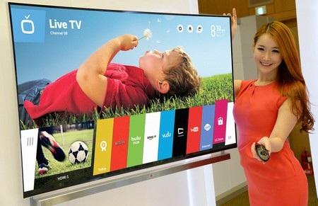 LG sẽ giới thiệu smart TV sử dụng webOS 2.0 mới tại triển lãm CES năm sau
