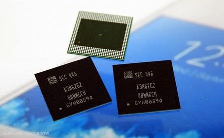 Thiết bị di động với bộ nhớ RAM 4GB sẽ xuất hiện trong năm sau