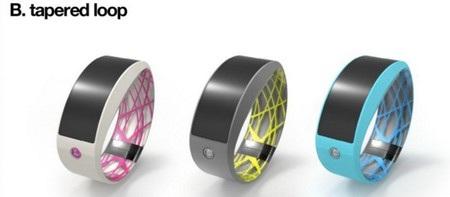 Hình ảnh vòng đeo tay thông minh thế hệ mới Sony đang phát triển cũng bị rò rỉ trong email