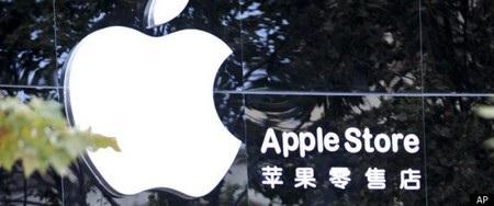Apple lần đầu tiên trở thành hãng smartphone lớn nhất tại Trung Quốc
