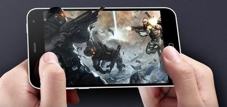 Meizu M1 mang phong cách thiết kế của iPhone 5C