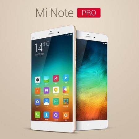 Mi Note Pro là smartphone có cấu hình mạnh mẽ nhất hiện nay
