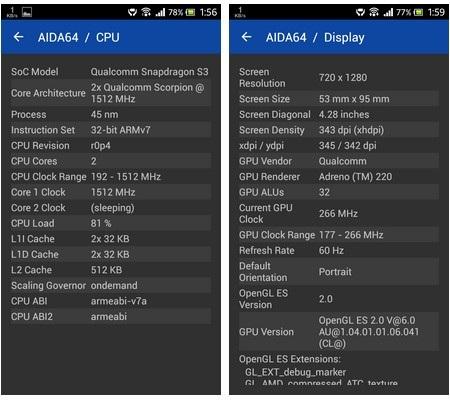 Tuyệt chiêu kiểm tra cấu hình chi tiết trên smartphone và máy tính bảng