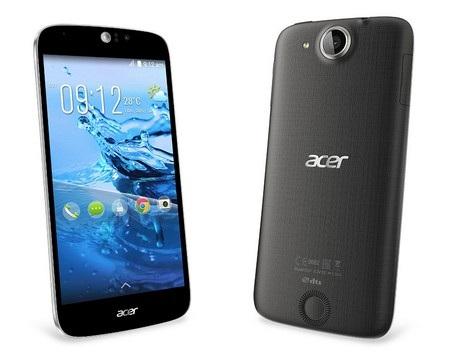 Liquid Jade Z là smartphone mạnh mẽ nhất được Acer trình làng tại MWC năm nay