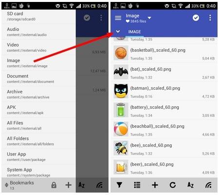Ứng dụng quản lý file hàng đầu dành cho Android