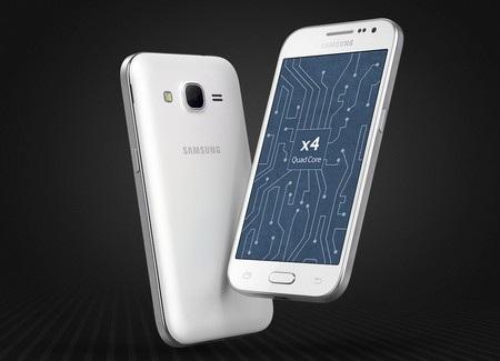Galaxy Win 2 là smartphone tầm trung mới nhất của Samsung