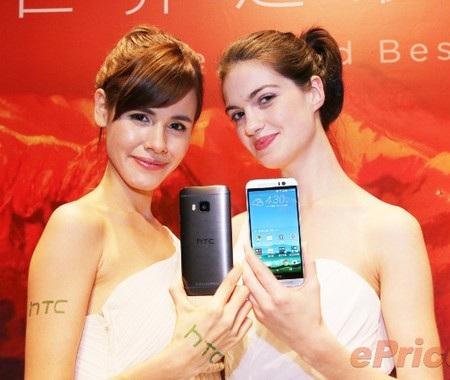 One M9 sẽ được bán ra đầu tiên tại Đài Loan trước khi xuất hiện trên thị trường toàn cầu