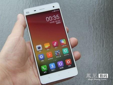 Xiaomi Mi 4 là một trong những smartphone phổ biến hiện nay của Xiaomi