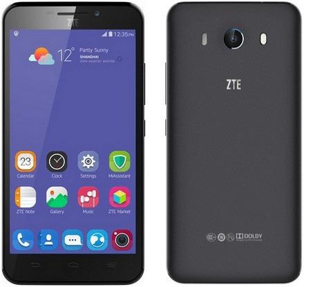 ZTE Grand S3 là chiếc smartphone đầu tiên trên thế giới được trang bị chức năng bảo mật bằng mắt