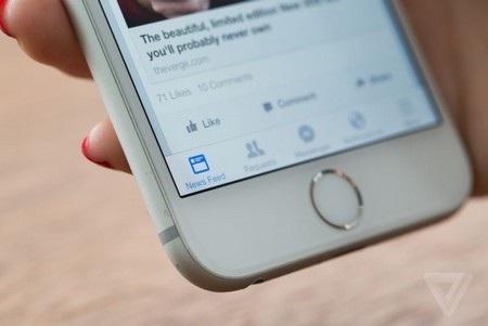 Thuật toán mới của Facebook giúp người dùng tiếp cận tin tức của bạn bè dễ dàng hơn