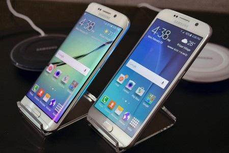 Nhu cầu đối với bộ đôi Galaxy S6/S6 edge cao hơn mức dự đoán ban đầu của Samsung