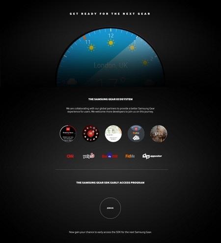 Hình ảnh hé lộ chiếc smartwatch thế hệ tiếp theo của Samsung sở hữu thiết kế mặt tròn