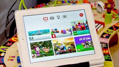 Youtube Kids có giao diện đơn giản và thân thiện với trẻ em
