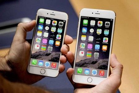 """Doanh số iPhone tăng mạnh giúp Apple tiếp tục """"thăng hoa"""""""