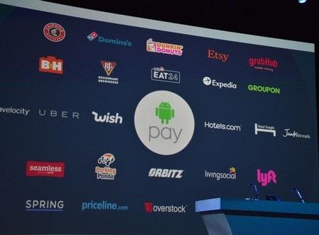 Android Pay là giải pháp thanh toán di động mới thay thế cho Google Wallet