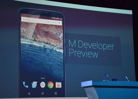 Bản dùng thử của Android M sẽ có sẵn cho các nhà phát triển ứng dụng ngay từ hôm nay