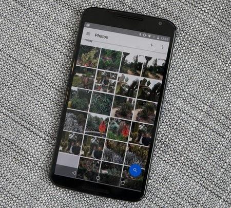 Google Photos cho phép ngươi dùng lưu trữ không giới hạn hình ảnh và video của mình