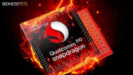 Vi xử lý Snapdragon 810 có thực sự gặp vấn đề về nhiệt độ như những tin đồn?