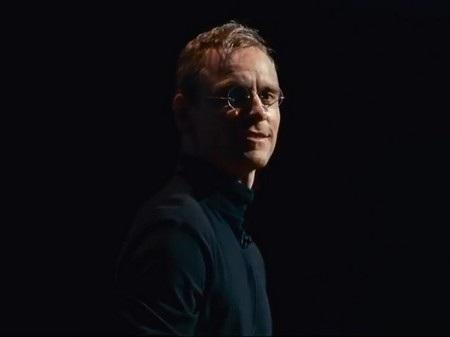 Tạo hình Steve Jobs trong bộ phim sắp ra mắt, do nam diễn viên Michael Fassbender đảm nhiệm