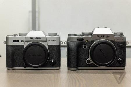 Fujifilm giới thiệu máy ảnh cao cấp với thiết kế cổ điển