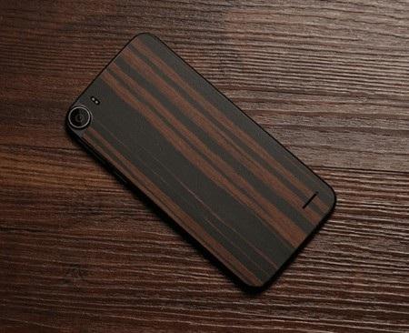 Sản phẩm có thêm tùy chọn lớp vỏ bằng gỗ