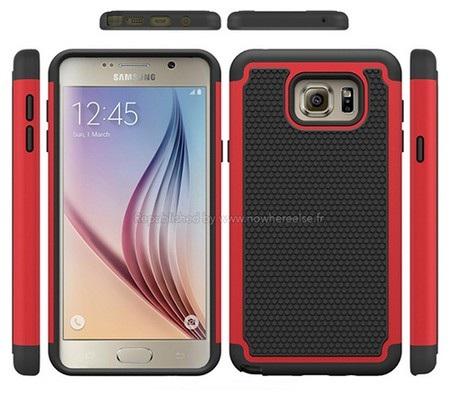 Hình ảnh Galaxy Note 5 bị rò rỉ bên trong lớp vỏ bảo vệ