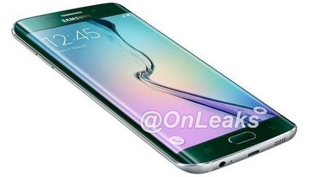 Hình ảnh phiên bản cỡ lớn của Galaxy S6 edge vừa bị rò rỉ