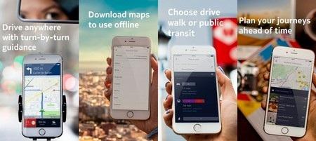 """Dịch vụ bản đồ Here Maps của Nokia đang nhận được nhiều sự quan tâm từ các """"ông lớn"""""""
