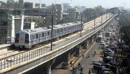 Hiện hệ thống tàu điện đô thị này đang phục vụ khoảng 800 triệu người mỗi năm.