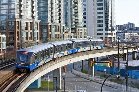 Hệ thống gồm 3 tuyến đường với tổng độ dài 68,6 km.