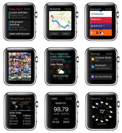 Nhiều ứng dụng mới hứa hẹn sẽ xuất hiện trên Apple Watch