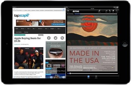 Tính năng đa nhiệm trên iOS sẽ hoàn hảo hơn nếu cho phép chạy nhiều cửa sổ ứng dụng đồng thời