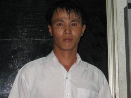 Nguyễn Văn Nam đã thực hiện nhiều vụ móc túi trong nhà tắm