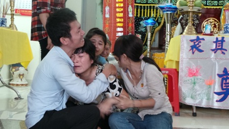 Gia đình bệnh nhi đang chờ kết luận công tâm từ cơ quan điều tra