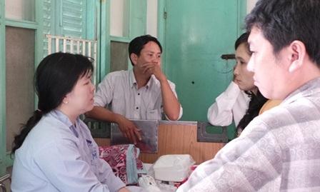 Cô Minh Trang đau lòng nghĩ đến cảnh bị đồng nghiệp ra tay trước mặt học trò