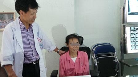 Bệnh nhân P. bình phục tốt sau phẫu thuật