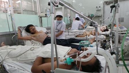 Vụ tai nạn khiến 14 người thương vong