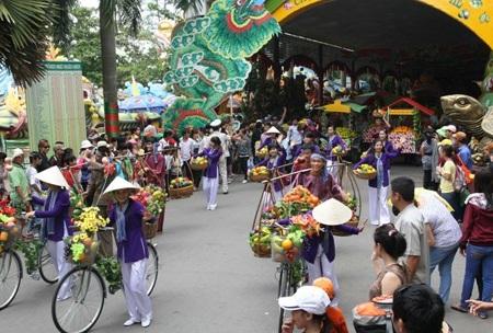 Lễ hội dự kiến sẽ thu hút hàng triệu lượt du khách đến với TPHCM
