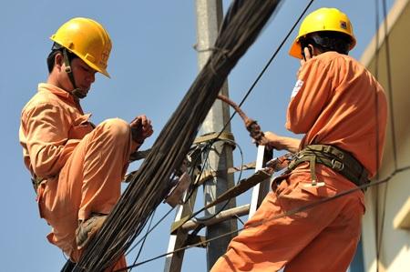 EVN chưa trình Bộ Công Thương phương án tăng giá điện - 1