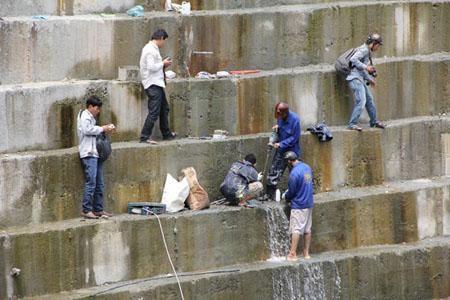 Mời nhà thầu nước ngoài xử lý thấm tại thủy điện Sông Tranh 2
