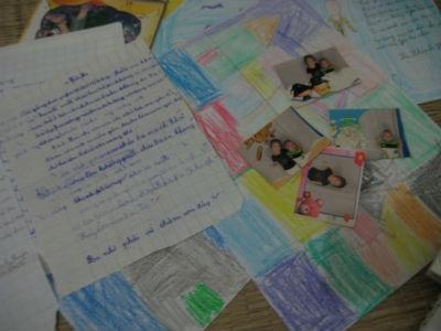 Những bức thư con gái Khanh gửi vào cho cha