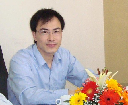 Anh Hoàng Ngọc Tú- Đại diện tuyển sinh và đào tạo trường LSC