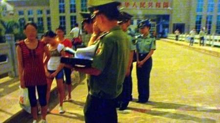 Ngăn chặn tội phạm buôn bán người