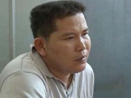 Bị cáo Đặng Hữu Hạnh bị tuyên án tử hình (ảnh VTC)