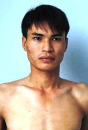 Chân dung kẻ ác dâm Lương Văn Trọng.