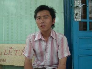 Anh Nguyễn Thành Trọng.